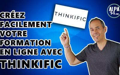 Créez et vendez facilement votre formation en ligne avec Thinkific