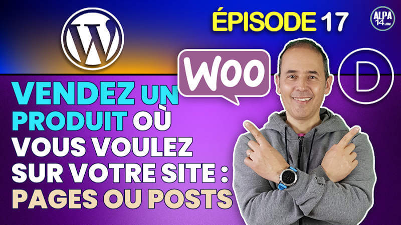 Tuto Divi WooCommerce : Vendre un produit sur une page ou un post de votre site